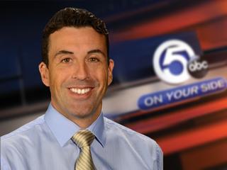 Multimedia journalist Nick Foley
