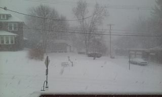 Remember when: Valentine's Day Blizzard of 2007
