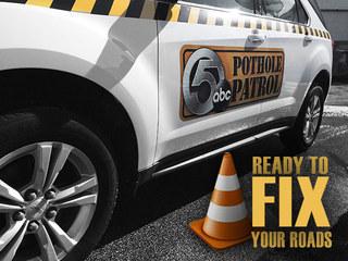 Pothole Patrol: Submit info on NEOhio potholes