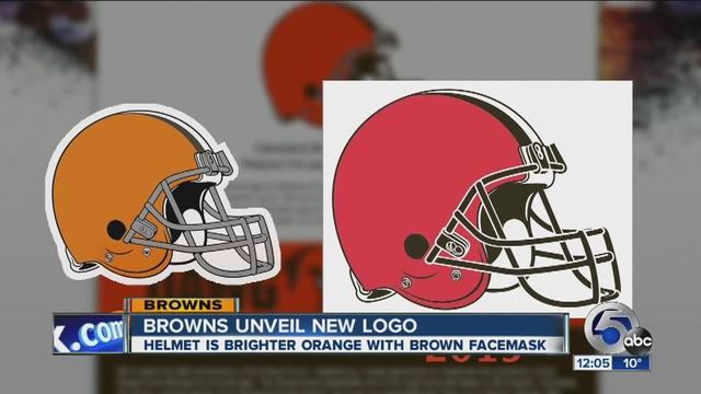 Browns New Logo Revealed