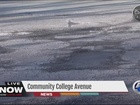 Pothole crews hitting W.117th, Community College