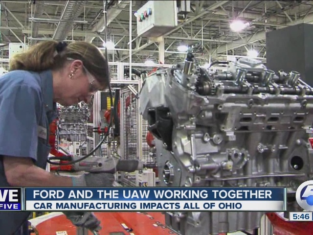 Leon Bibb: Famiy part of United Auto Workers