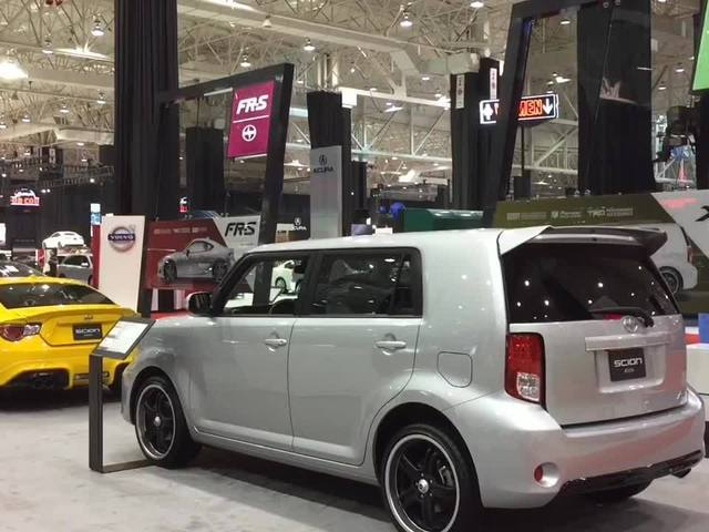 Why Cleveland is 3rd largest auto show