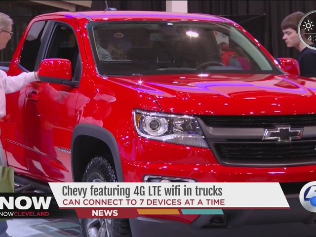 Chevrolet unveils brand new 2015 Colorado Trail Boss at this year's…