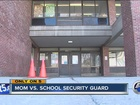 CMSD guard reassigned after fight with parent