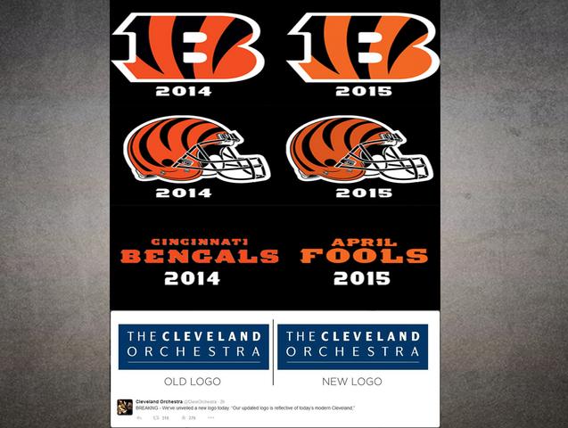 Browns Unveils 'new Logo'