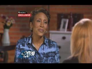 Roberts answers No.1 question on Amanda, Gina