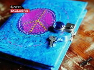 VIDEO: Amanda Berry wrote on napkins, boxes