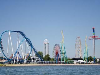 Cedar Point will use metal detectors