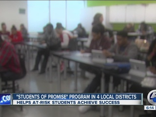 Students of Promise: Overcoming challenges
