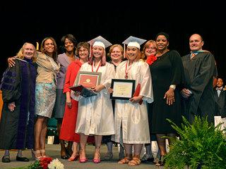 Amanda Berry, Gina DeJesus get honorary diplomas