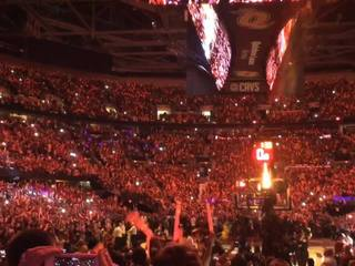 Cavs raised over $800,000 through watch parties
