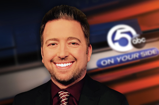 Anchor Mike Brookbank