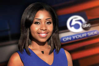 Meteorologist Somara Theodore