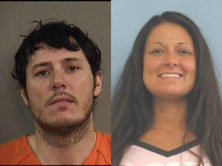 Couple wanted for murder arrested, 7yo girl safe