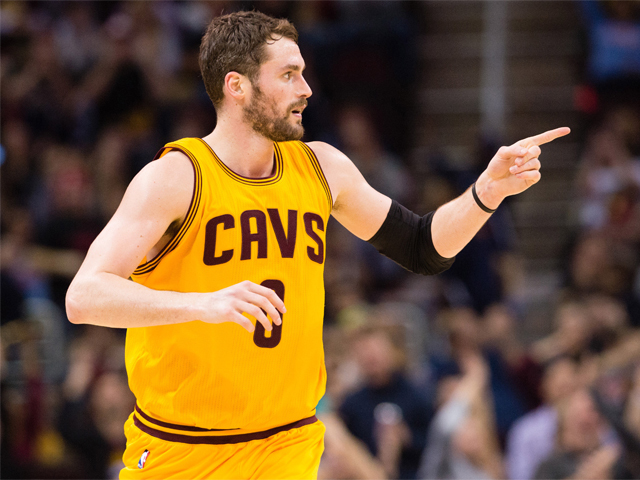 Love returns to Cleveland Cavaliers for $110M