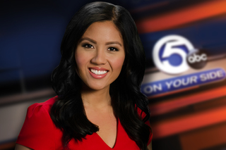 Anchor Jackie Fernandez