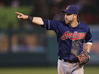 Kipnis gets shin guard after appeal to fans