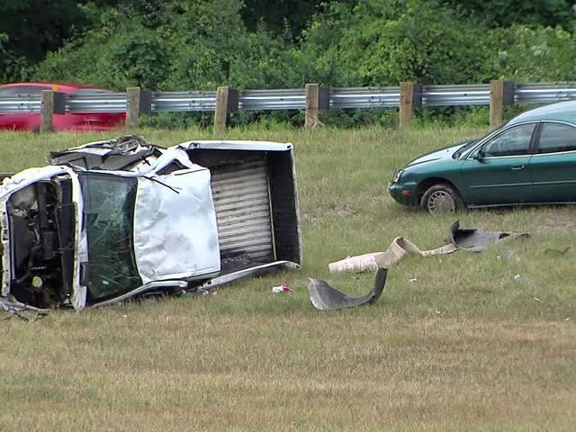 Avon Lake man ki...I 71 Accident Ohio