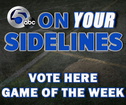LIGHTNING POLL: Game of the Week