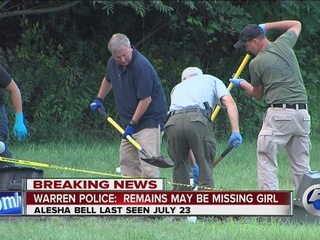 Updates at 10am on bones found in Ashtabula Co.