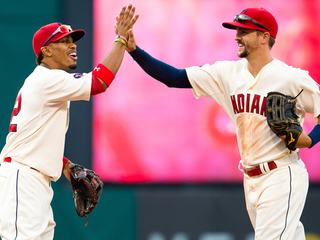 Tribe win season finale 3-1 over Red Sox