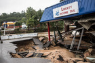 Aftermath of S.C. extreme flooding