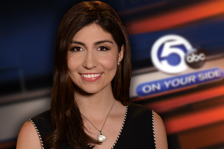 Sports Reporter Lauren Brill