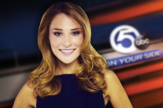 Reporter Megan Hickey