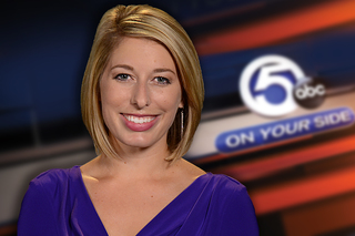 Reporter Sarah Phinney