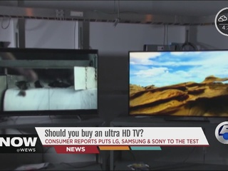Should you buy an Ultra HD TV right now?