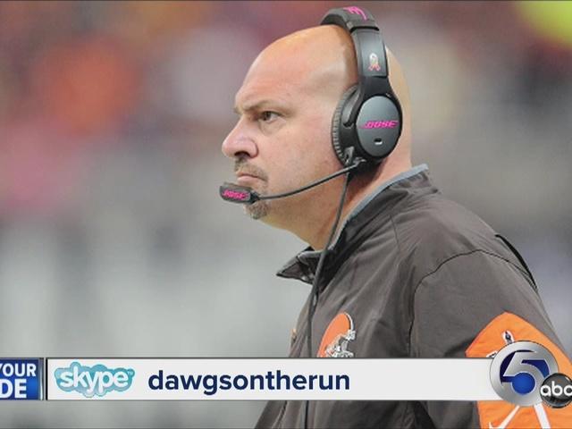 DAWGS on the Run - Week 7 - Browns vs. Rams - Pt. III