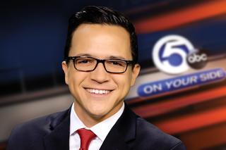 Reporter Derick Waller