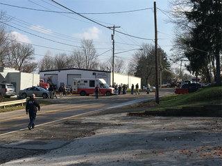 Plane crashes into apartment in Akron