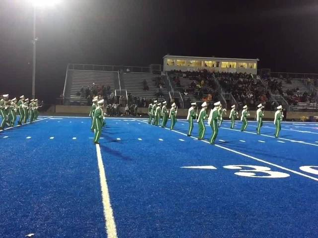Friday Night Football | St. Vincent St. Mary's Marching Band