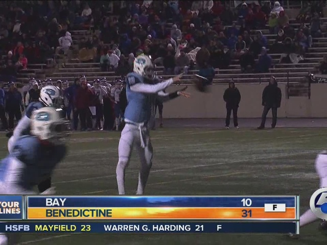 5 On Your Sidelines | Friday Night Football Highlights Nov. 13