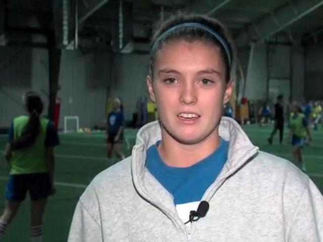 Athlete of the week Brianna Sanborn