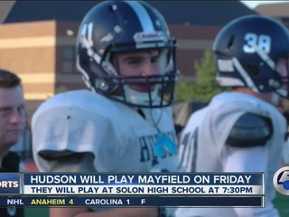 Hudson football team could still be state champs