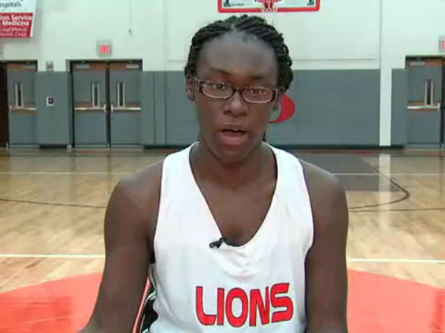 Athlete of the week Alexia Wells