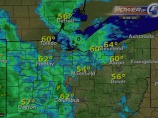 LIVE: Track weather with the Power of 5 Radar