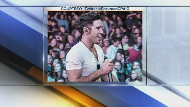 Search resumes for missing country singer after severe storm