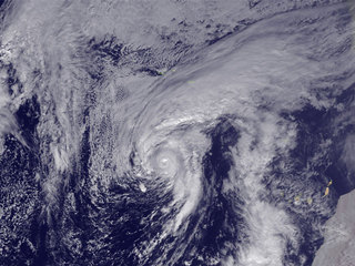 Alex becomes first January hurricane in decades