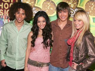 High School Musical stars reunite after 10 years