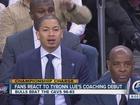 Bulls spoil Lue's coaching debut, beat Cavaliers