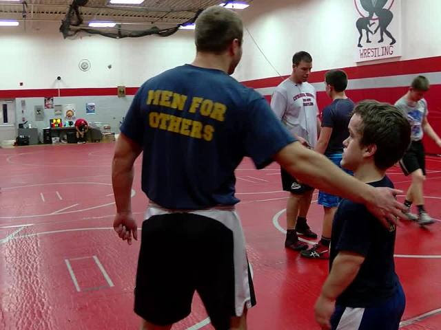 Wrestler is motivated by respect