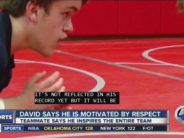 Wrestling for respect