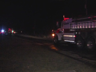 Residents back in homes after train derailment