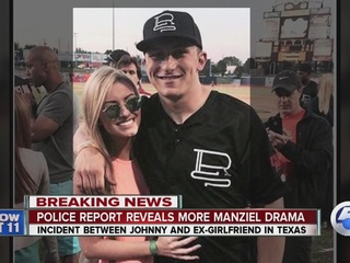 Manziel's ex says he caused her to lose hearing
