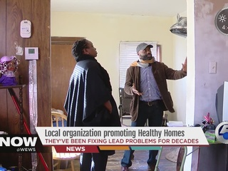 Local organization fixing lead issues for years