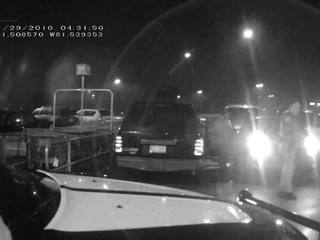 VIDEO | Mom cited for leaving kids in cold car